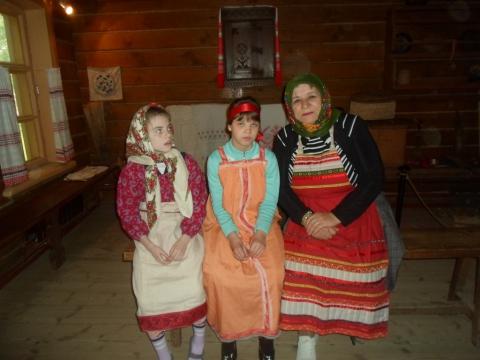 Экскурсия в Александровскую слободу.