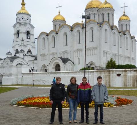 Три дня во Владимире
