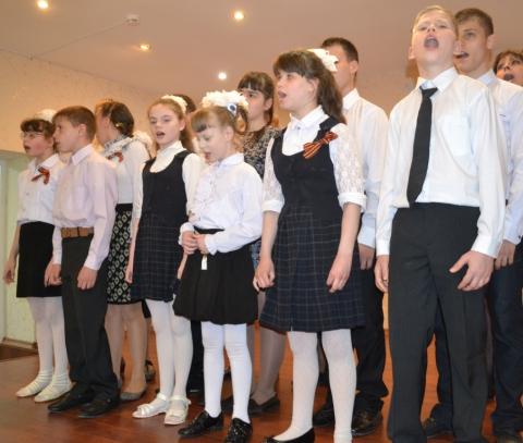 Выездной концерт «Памяти павших будем достойны»