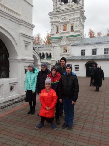 В Борисоглеб на выходные