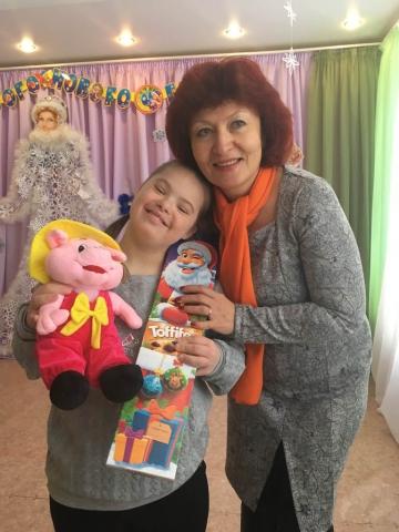 Подарки от читателей «Комсомольская правда»-Владимир»