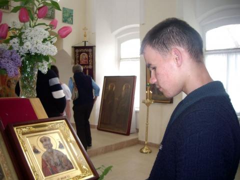 Никола в Большом Забелино