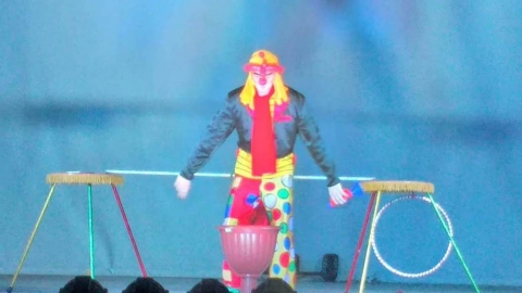 Поездка в цирк!
