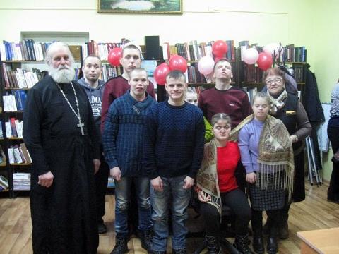 Православная беседа в библиотеке