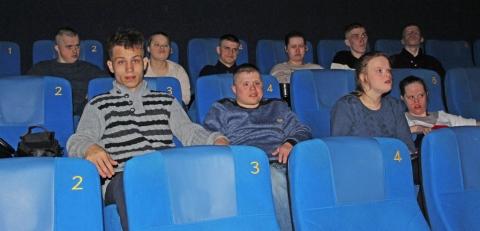 Прогулка в кинотеатр