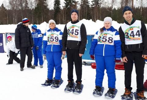 Участники областных соревнований