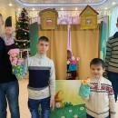 Кукольный театр на Рождество