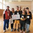 Областные соревнования по Юнифайд-волейболу
