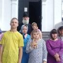 Поездка в храм в день Крещения Руси