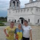 Поездка в село Борисоглеб